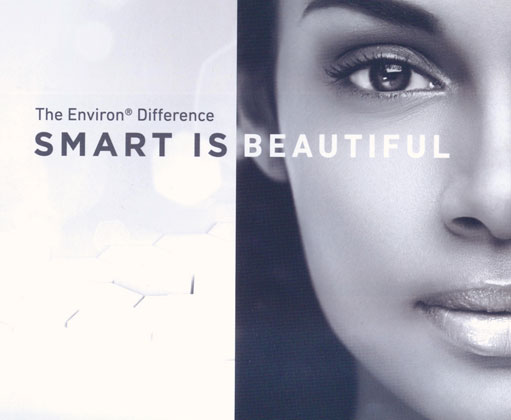 Environ - Difference