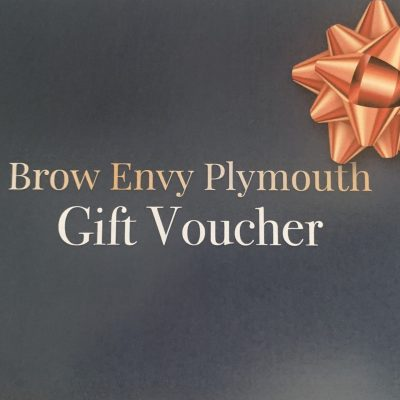 black friday ombre/powder brows gift voucher