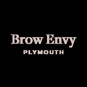 Brow Envy Plymouth Logo